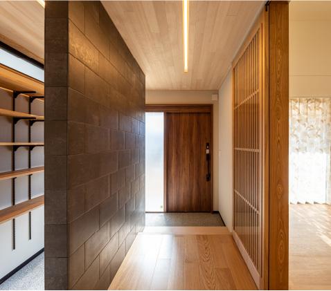 素材・空間・安心をデザインする家づくり